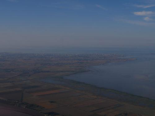 Arrivée à La Rochelle